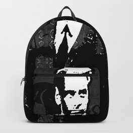 Dr. Hughes And The Skeleton In His Classroom Backpack