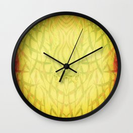 Challenge the Dragon Wall Clock