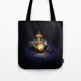Kissiemouse Tote Bag