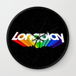 Longplay Wall Clock