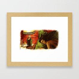 Le Fabuleux Destin d'Amelie Poulain Framed Art Print