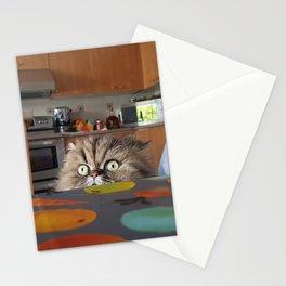 La niña - I Stationery Cards