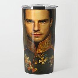 Tom Cruise - replaceface Travel Mug