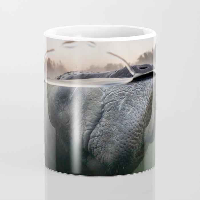 Manatee Sunrise Coffee Mug