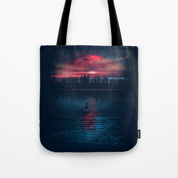 The World Beneath Tote Bag