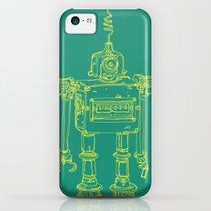 Yellow Robot iPhone 5c Slim Case