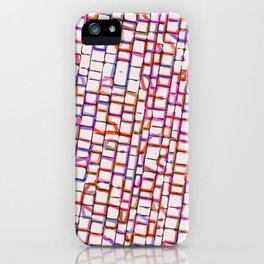 Snakes and Ladders and Bricks iPhone Case