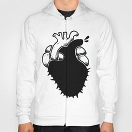 Ink Heart Hoody