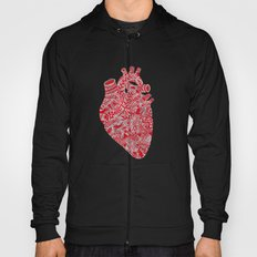 Lonely hearts Hoody
