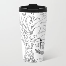 The Promised One (The Chalam Færytales, Book I) Metal Travel Mug