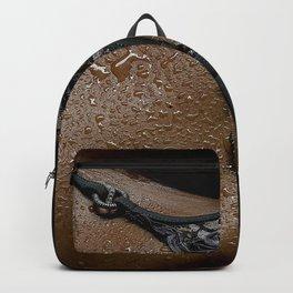 Naked Girl Backpack