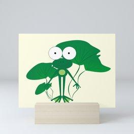 Frog Mini Art Print