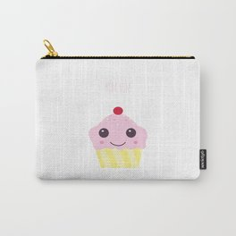 Nom Nom Cupcake Carry-All Pouch