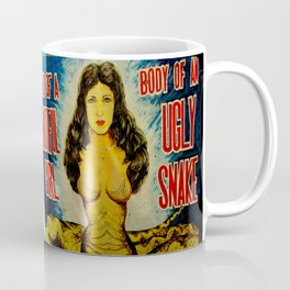Freak Show Love Coffee Mug