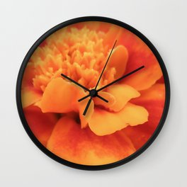 Marigold Summer Wall Clock