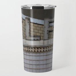 Vintage Marquee Urban America Travel Mug