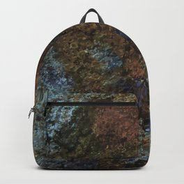 """Dirty wall"" Backpack"