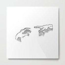 The creation Metal Print