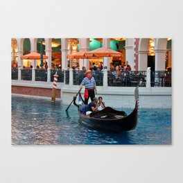 Marriage Proposal Canvas Print