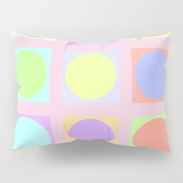 Pastel Dots Pillow Sham
