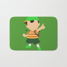 Ness(Smash)Green Bath Mat