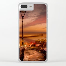 Catch your Breath Clear iPhone Case