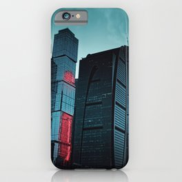 Moscow City iPhone Case