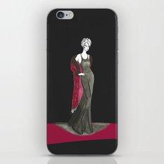 Passionate Women 1 Ribbon iPhone & iPod Skin