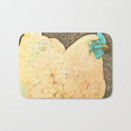 Golden Orp Bath Mat