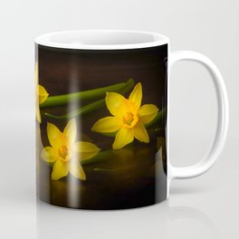Golden daffodils quintet Coffee Mug
