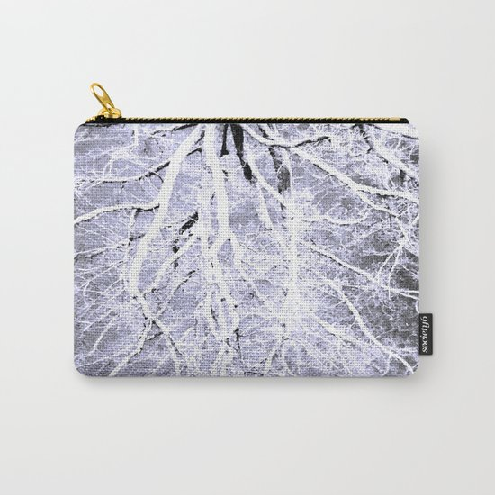 passage to hades color drained gray Carry-All Pouch