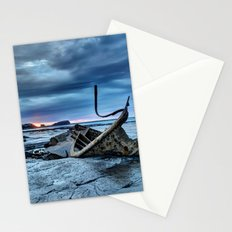 Lights Out on Admiral Von Tromp Stationery Cards