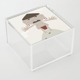 Tabi Tabi Po (Philippine Mythological Creatures Series) Acrylic Box