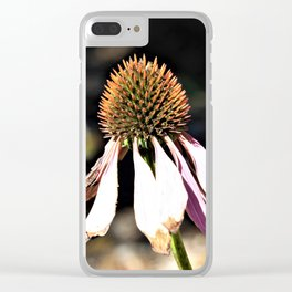 The of Season Clear iPhone Case