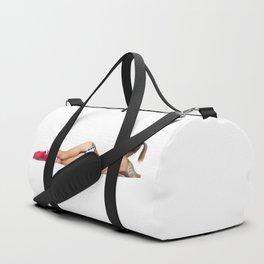 Asleep in Bed - Lillian II Duffle Bag