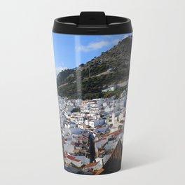 THE WHITE VILLAGE Travel Mug