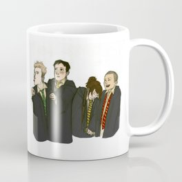 Step it down you two Coffee Mug