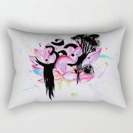Namasté Rectangular Pillow