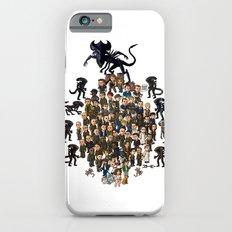 Super Aliens³ Resurrection Slim Case iPhone 6s