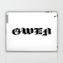 Gwen Laptop & iPad Skin