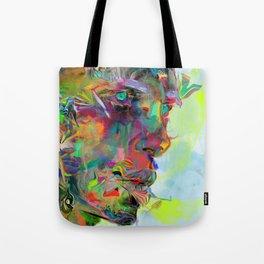 Iris Drops Tote Bag