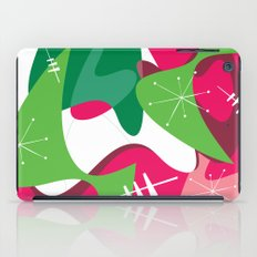 Retro Romp iPad Case