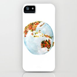 Blooming Earth iPhone Case