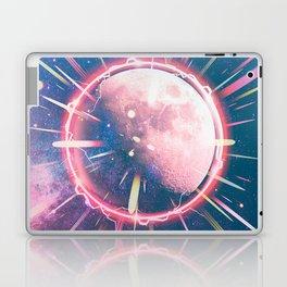 Moon Explosion Laptop & iPad Skin