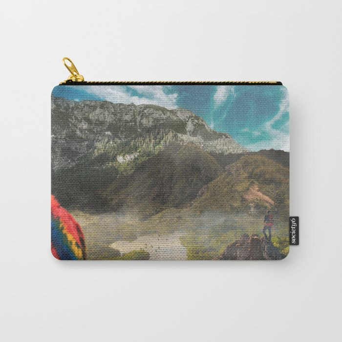 Colombian Paradise Carry-All Pouch