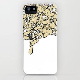 Syllabary iPhone Case