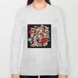 Abstract multicolor mosaics Long Sleeve T-shirt