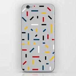 BEFORE MONDRIAN iPhone Skin