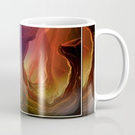 Two worlds Coffee Mug
