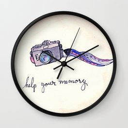 Help Your Memory Wall Clock